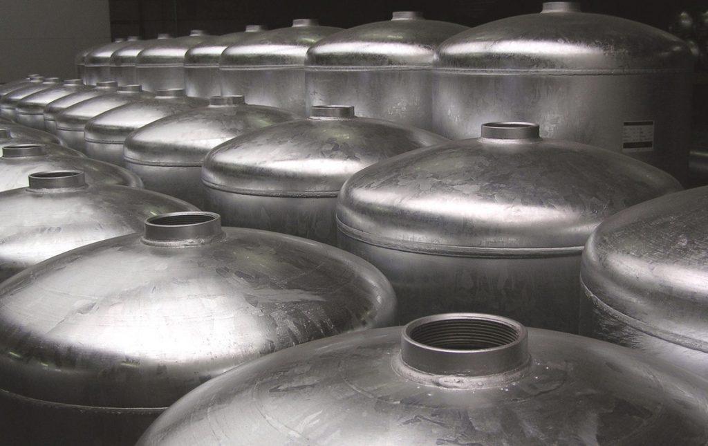 Industri multitrykfilter