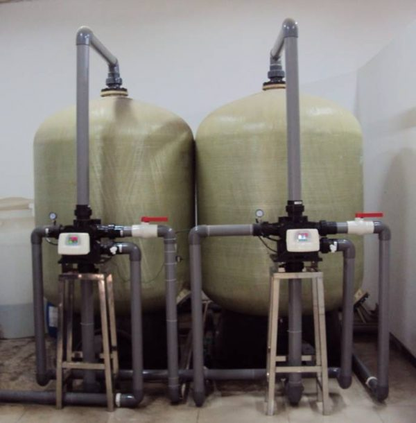 industri filter 75m3