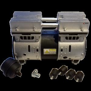 luftkompressor til vandrensning, Luftkompressor