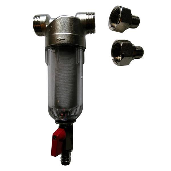 mekanisk vandfilter, mekanisk vandfilter